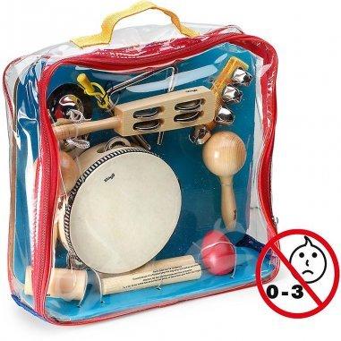 Percussion Set de petites percussions kids tune pour enfants Eveil musical