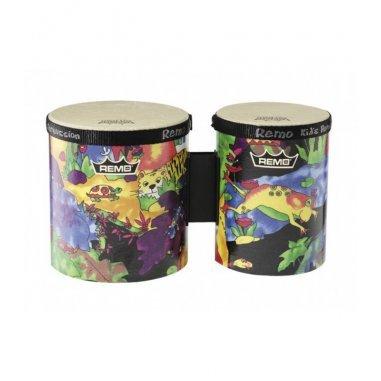 Percussion Set bongo 5''/6'' pour enfants Eveil musical
