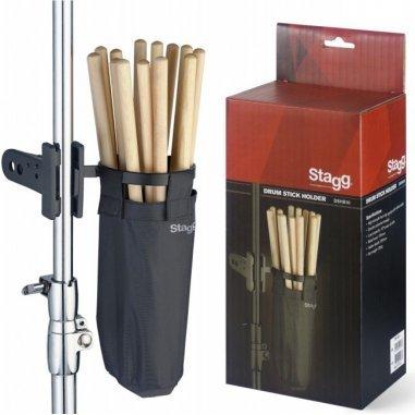 STAGG Support pour baguettes et mailloches avec pince de fixation