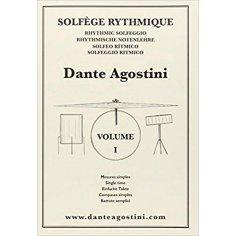 Dante Agostini - Solfege Rythmique volume 1