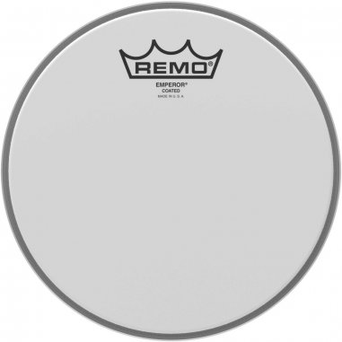 REMO peau emperor coated 8""