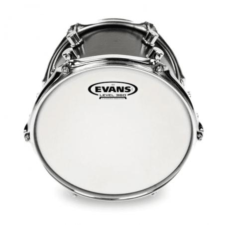 "Peaux Evans g2 10"" coated Evans"