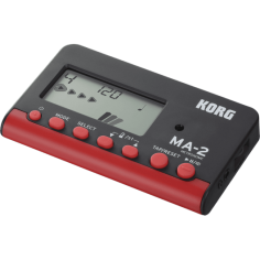 Korg - MA-2- Noir & rouge
