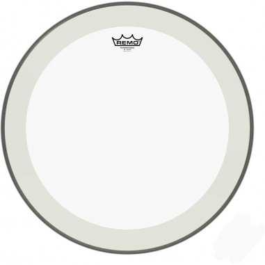 """REMO 20"""" POWERSTROKE 4 CLEAR"""