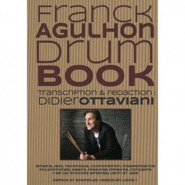DRUM BOOK FRANCK AGULHON & DIDIER OTTAVIANI