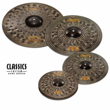 Cymbale Set meinl c.custom 14-16-18-20'' Meinl