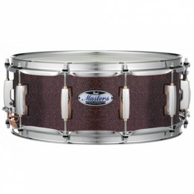 """PEARL MASTER MAPLE COMPLETE CC 14x5,5"""" BURNISHED BRONZE SPARKLE"""