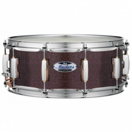 """Caisse claire Pearl master maple complete cc 14x5,5"""" burnished bronze sparkle Pearl"""