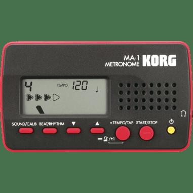 KORG METRONOME MA-1 BKRD