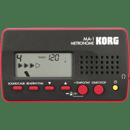 Accessoires Korg metronome ma-1 bkrd Entrainement