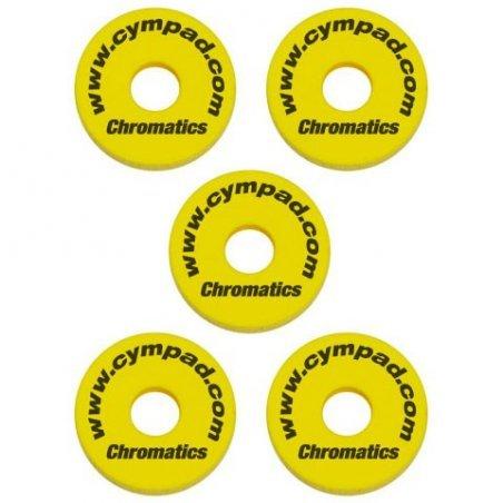 Pieces detachees Cympad chromatics pack x5 Feutres cymbales
