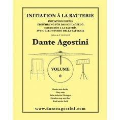 AGOSTINI Méthode de Batterie - Volume 0