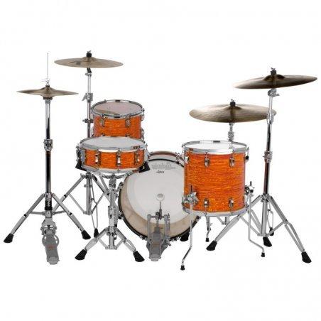 """Nouveautes Ludwig classic maple downbeat mod orange 20""""/5pcs Ludwig"""