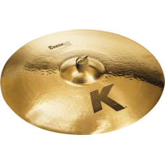 ZILDJIAN Crash - Ride K Série - Brillante 21""