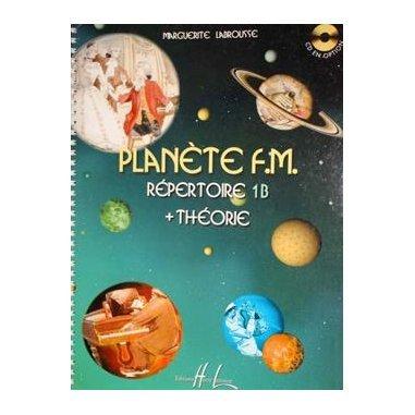Planète FM Vol.1B - répertoire et théorie