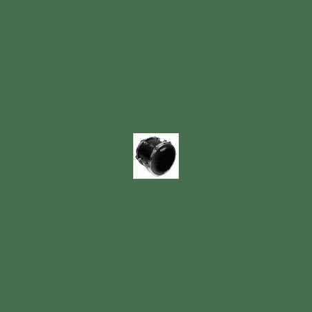 """Peaux Evans black chrome 13"""" Evans"""