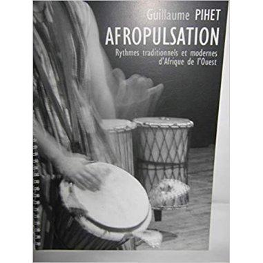 GUILLAUME PIHET Afropulsation : Basée sur des rythmes traditionnels et modernes d'Afrique de l'Ouest djembé
