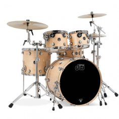 """DW Performance Stage Natural Lacquer 22""""/ 4 PCS"""