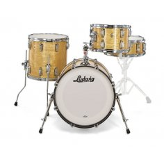LUDWIG KIT CLASSIC MAPLE 3F AGED ONYX