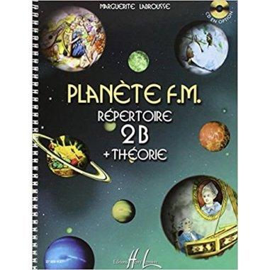 Planète FM Vol.2B - répertoire et théorie