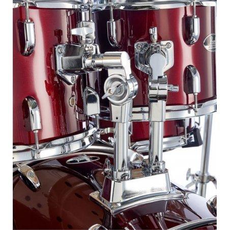 "Batterie acoustique Pearl roadshow red wine 20""/5pcs Pearl"