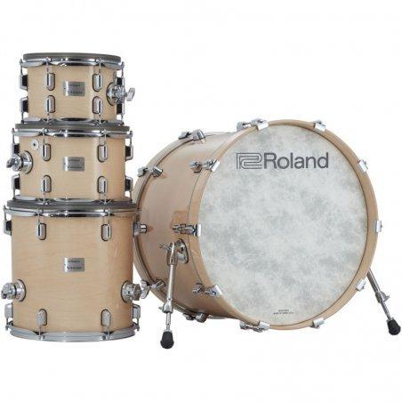 Nouveautes Roland vad-706-gn v-drums acoustic design gloss natural Batterie electronique