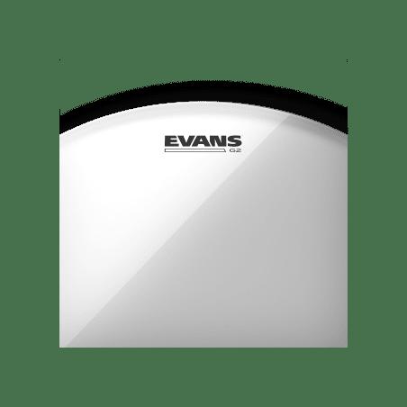 """Peaux Evans 16"""" g2 clear Evans"""