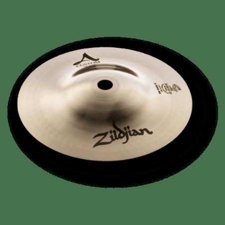 "Cymbale Zildjian a custom 6"" splash Zildjian"